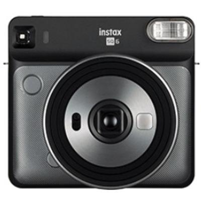 Fujifilm direct klaar camera: Instax SQ 6 - Grafiet, Grijs