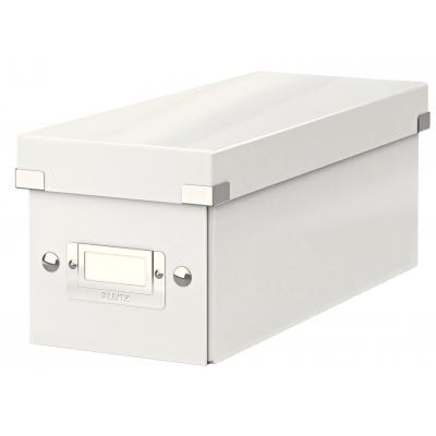 Leitz : Click & Store-cd-opslagbox - Wit