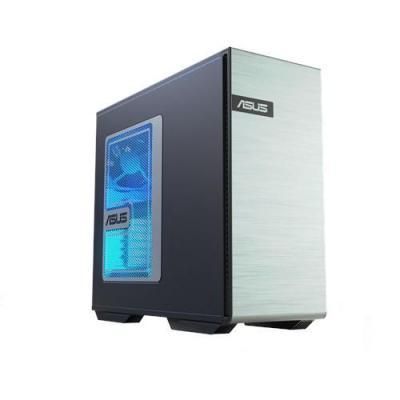 ASUS GS30-9700001C Pc - Zwart, Zilver