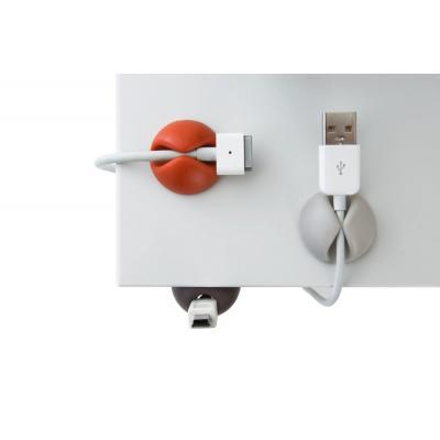Bluelounge kabelklem: CableDrop - Multi kleuren