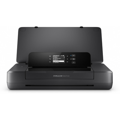 Hp inkjet printer: Officejet 200 Mobile - Zwart, Cyaan, Magenta, Geel