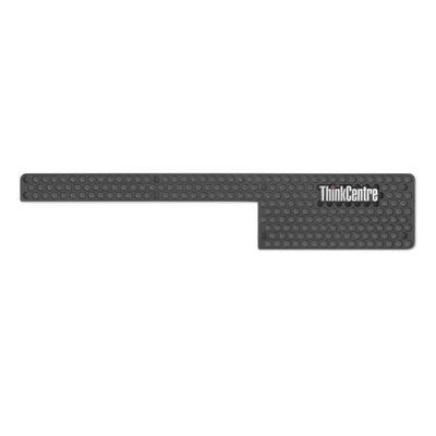 Lenovo Dust Shield, f/ ThinkCentre M920x/M920q/M720q, Black, 150 g Computerkast onderdeel - Zwart