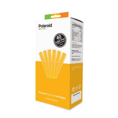 Polaroid Candy Cartridge f / CandyPlay 3D Pen, Lemon flavour - Geel