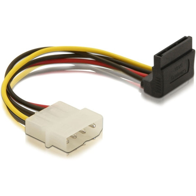 DeLOCK Power HDD SATA Cable