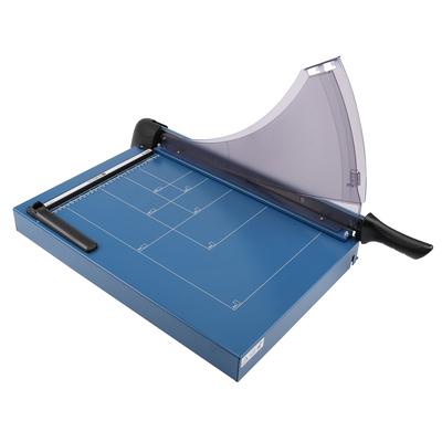 Olympia snijmachine: G 4640 - Zwart, Blauw, Transparant