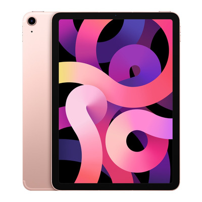 Apple iPad Air (2020) Wi-Fi + Cellular 64GB 10.9 inch Rose Gold Tablet - Roségoud