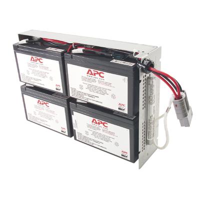 APC Batterij Vervangings Cartridge RBC23 UPS batterij - Zwart