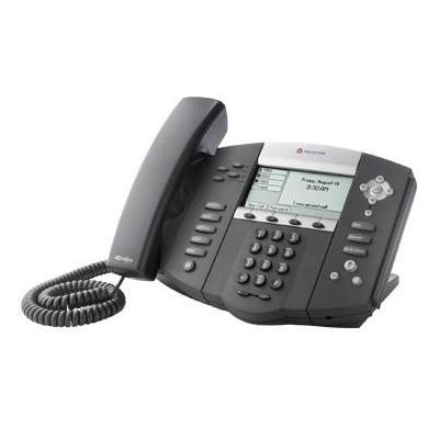Polycom ip telefoon: SoundPoint IP 560 - Zwart