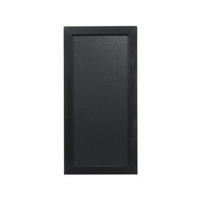 Securit bord: Woody - Zwart