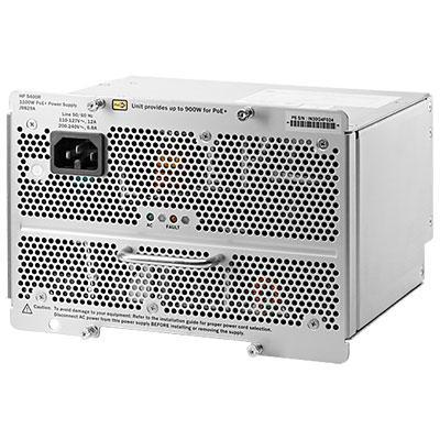 Hewlett packard enterprise switchcompnent: HP 5400R 1100W PoE+ zl2 Power Supply - Zilver