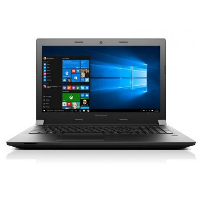 Lenovo laptop: Essential B51-80 - Zwart
