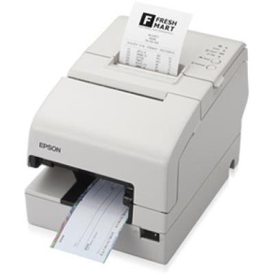 Epson pos bonprinter: TM-H6000IV (033): Serial, w/o PS, ECW, MICR - Wit