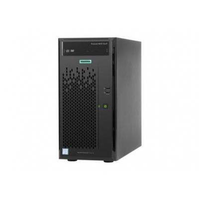 Hewlett packard enterprise server: Intel Xeon E3-1225 v5 (4 core, 3.3 GHz, 8MB, 80W), 4U, 1 Multi-output/ 4 PCIe 3.0, .....
