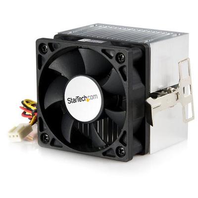 StarTech.com 60x65mm Socket A CPU Koelventilator met Heatsink voor AMD Duron of Athlon Hardware koeling - .....