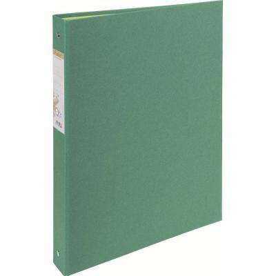 Exacompta ringband: Gerecycleerd papier, 18/10è, A4, 320x260mm, Groen