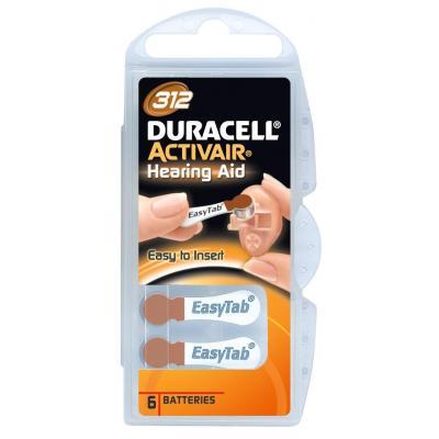 Duracell batterij: 312