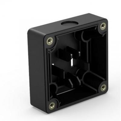 Bose On-wall junction box (6-pack), Black elektrische aansluitkast - Zwart