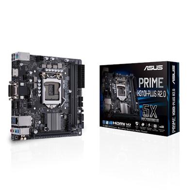 ASUS PRIME H310I-PLUS R2.0 Moederbord