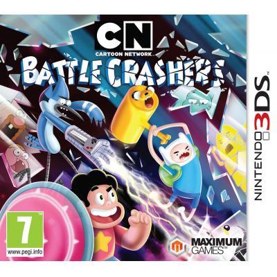 505 games game: Cartoon Network: Battle Crashers  3DS
