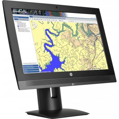 Hp all-in-one pc: Z1 Z1 G3 workstation - Zwart (Demo model)