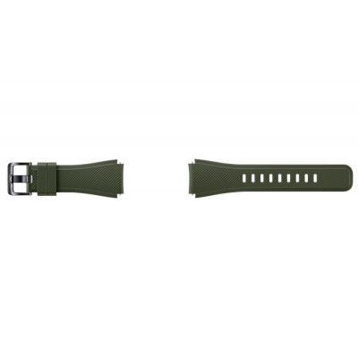 Samsung horloge-band: ET-YSU76MGEGWW - Khaki