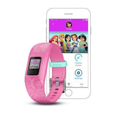 Garmin Vivofit Jr.2 Wearable - Roze
