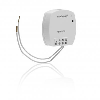 Smartwares dimmer: SH5-RBS-04A Smarthome ontvanger binnen - Wit