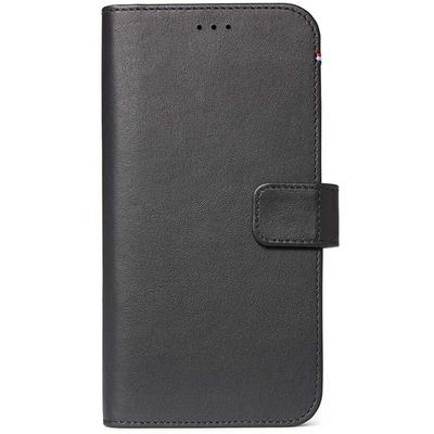Decoded 2 in 1 Leather Booktype iPhone 11 - Zwart - Zwart / Black Mobile phone case