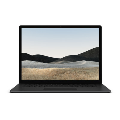 "Microsoft Surface 4 15"" Ryzen 7 16GB 512GB Black Laptop - Zwart"