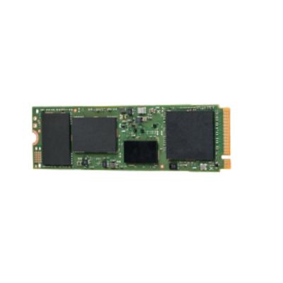 Intel 600p SSD - Zwart,Groen