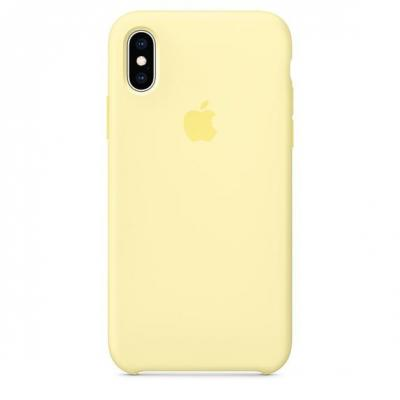Apple MUJV2ZM/A mobile phone case - Geel