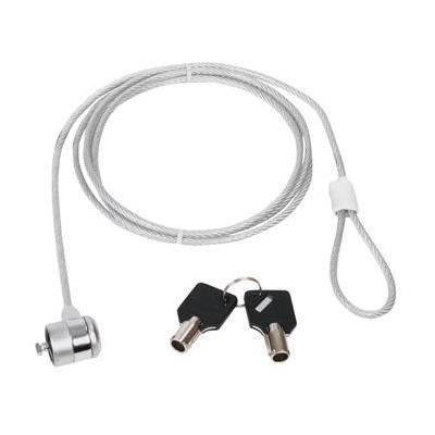 König kabelslot: Computerslot, 3m - Zilver