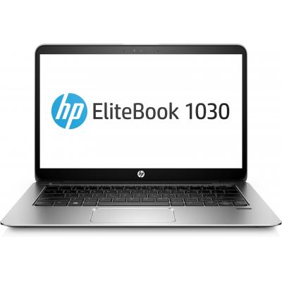 HP laptop: EliteBook EliteBook 1030 G1 notebook pc (ENERGY STAR) - Zilver (Demo model)