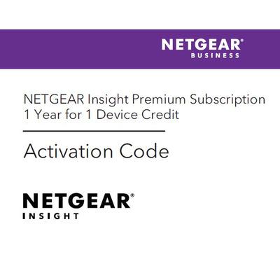Netgear PMMSG1P Software licentie