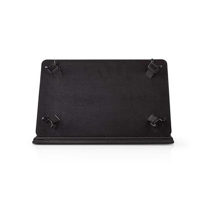 Nedis Tablet Folio Case, 10', Universal, Black Tablet case