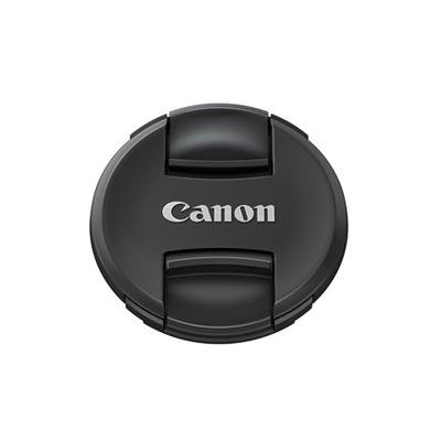 Canon E-82 II Lensdop - Zwart