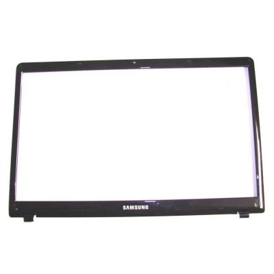 Samsung LCD Bezel, Black Notebook reserve-onderdeel - Zwart