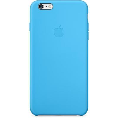 Apple mobile phone case: Siliconenhoesje voor iPhone 6 Plus - Blauw