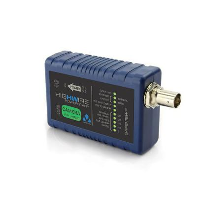 Veracity media converter: HIGHWIRE Powerstar Camera - Blauw