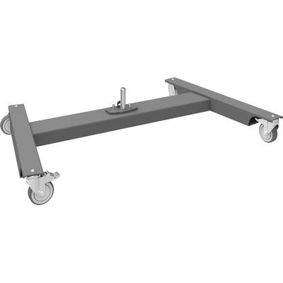 SmartMetals Vloerframe op wielen, 11.6kg Muur & plafond bevestigings accessoire