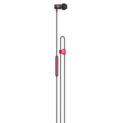 IFROGZ Luxe air Headset - Zwart, Grijs, Rood