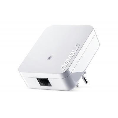 Devolo dLAN 1000 mini Powerline adapter - Wit