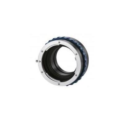 Novoflex lens adapter: NIK1/NIK - Zwart, Blauw
