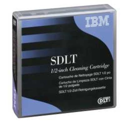"IBM SDLT™ 1/2"" Cleaning Cartridge Reinigingstape - Grijs"