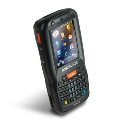 Datalogic PDA: Lynx - Zwart, QWERTY