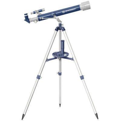 Bresser optics telescoop: 60/700 AZ - Blauw, Grijs