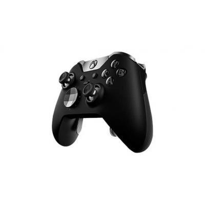 Microsoft game controller: Xbox One Elite Controller - Zwart