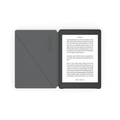 Kobo e-book reader case: Aura ONE SleepCover - Zwart