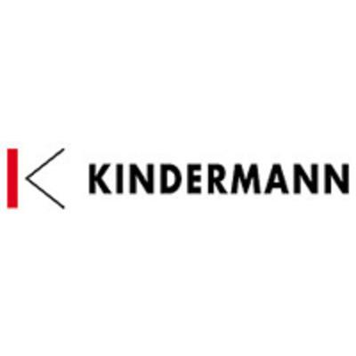 Kindermann 7444000412 Wandcontactdoos - Aluminium
