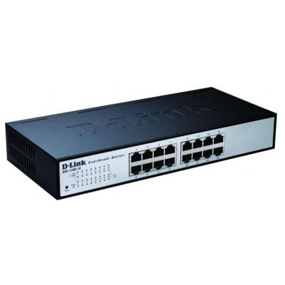 D-Link DES-1100-16 switch